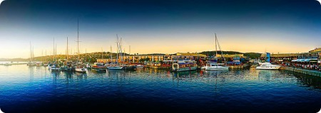 Knysna Waterfront and Yacht Club
