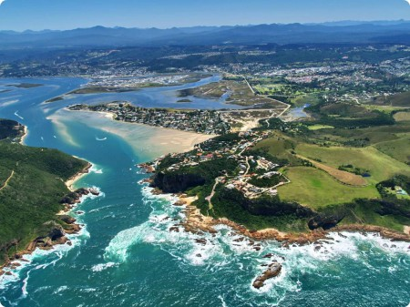 Knysna ranked as one of the top 100 Holiday Destinations