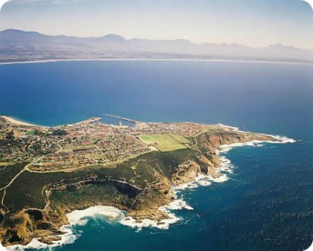 Mossel Bay is a popular holiday town on the Garden Route