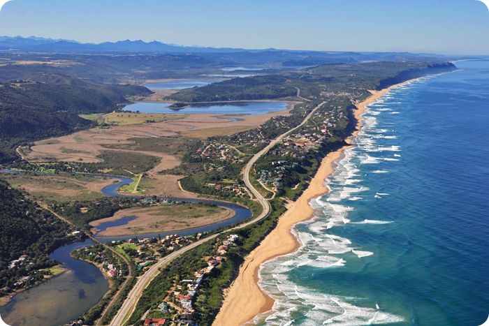 Wilderness, One Of The Most Romantic Seaside Resorts On The Garden Route. U201c