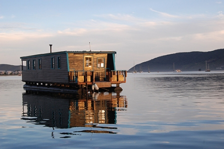 Houseboat On The Knysna Lagoon Myrtle Garden Route