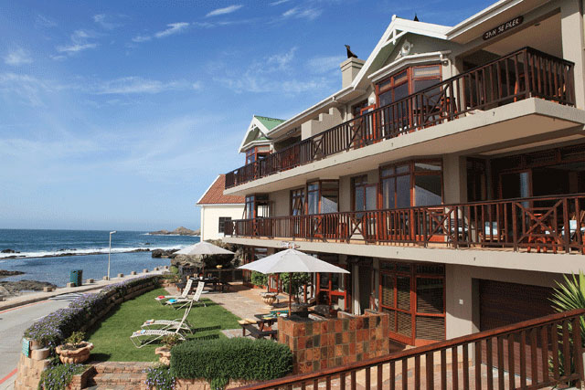 Self Catering Apartments In Herolds Bay Garden Route