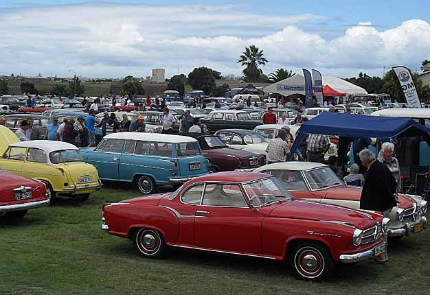 George Old Car Show Garden Route Holiday Accommodation - Old car shows