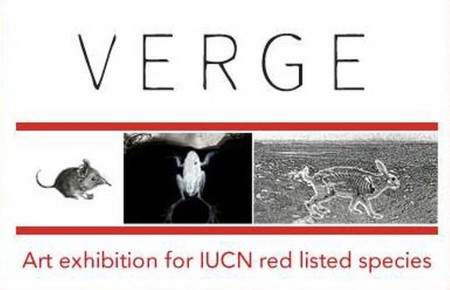 Art Exhibition for IUCN red listed species