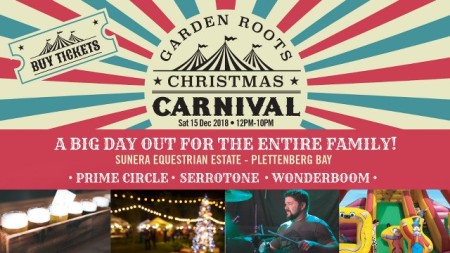 The Garden Roots Christmas Carnival