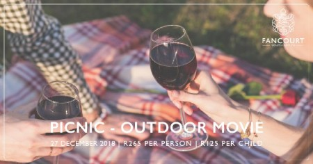 Fancourt Outdoors Movie & Picnic
