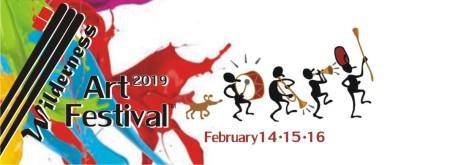 14, 15 and 16 February 2019 - Wilderness Art Festival