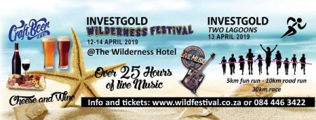 Wilderness Festival in April 2019