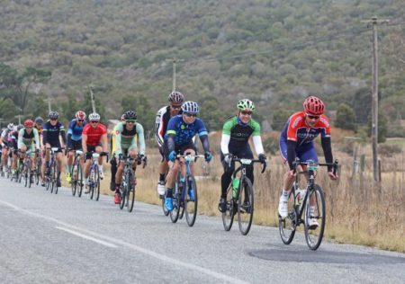 50km and 104km Route for Road and Mountain Bikers at the Knysna Oyster Festival