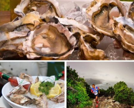 Oysters and Family Hike at the Oyster Festival in Knysna